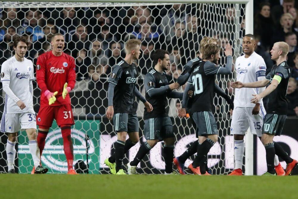 Samenvatting FC Kopenhagen – Ajax (2-1)