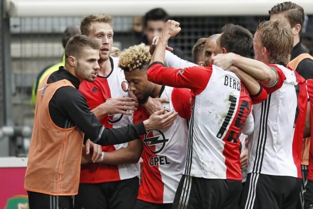 Samenvatting sc Heerenveen - Feyenoord (1-2)