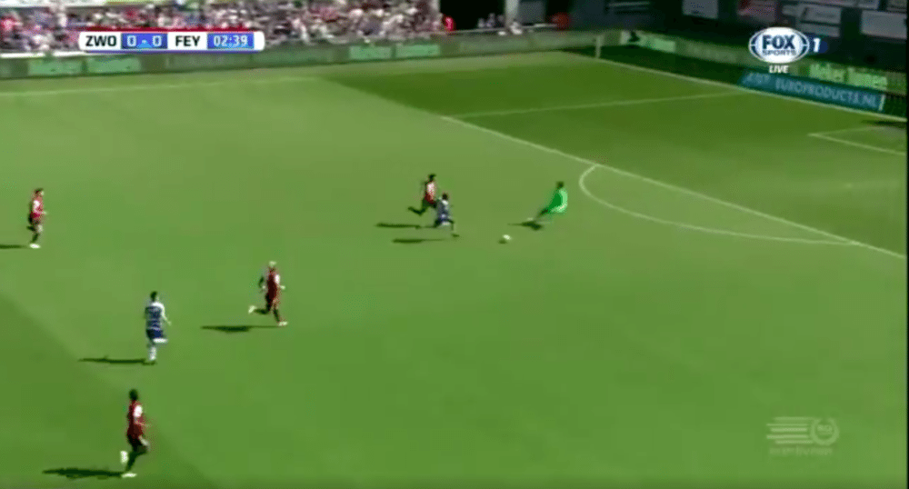 Ajax-huurling doet Feyenoord pijn