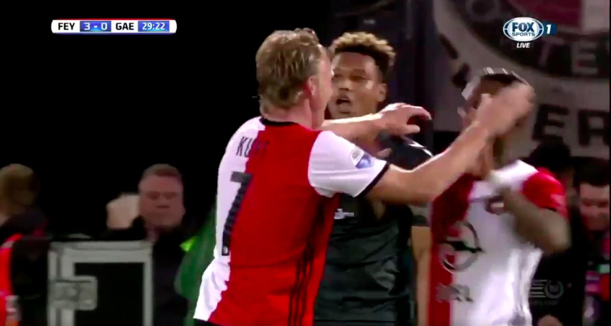 Prachtige mijlpaal Feyenoorder na doelpunt