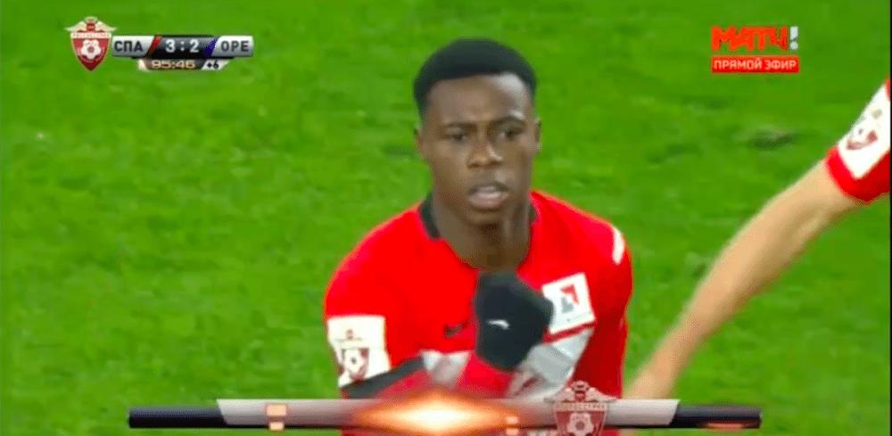 Promes goud waard voor Spartak