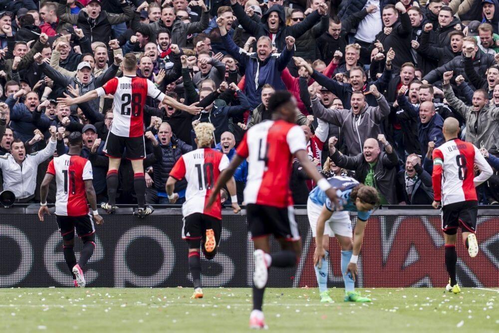 Samenvatting Feyenoord - FC Utrecht (2-0) • Voetbalblog ...