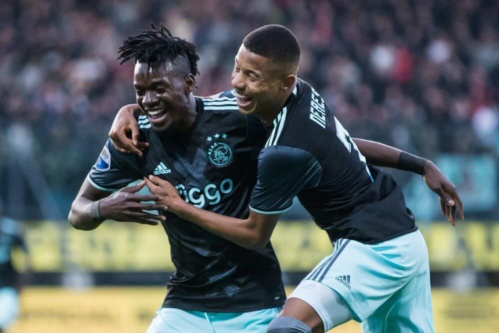 Samenvatting NEC Nijmegen – Ajax (1-5)