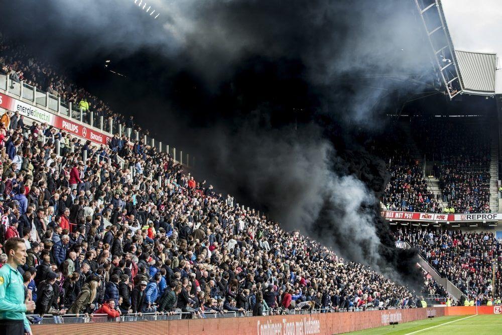 Samenvatting PSV – Ajax (1-0)