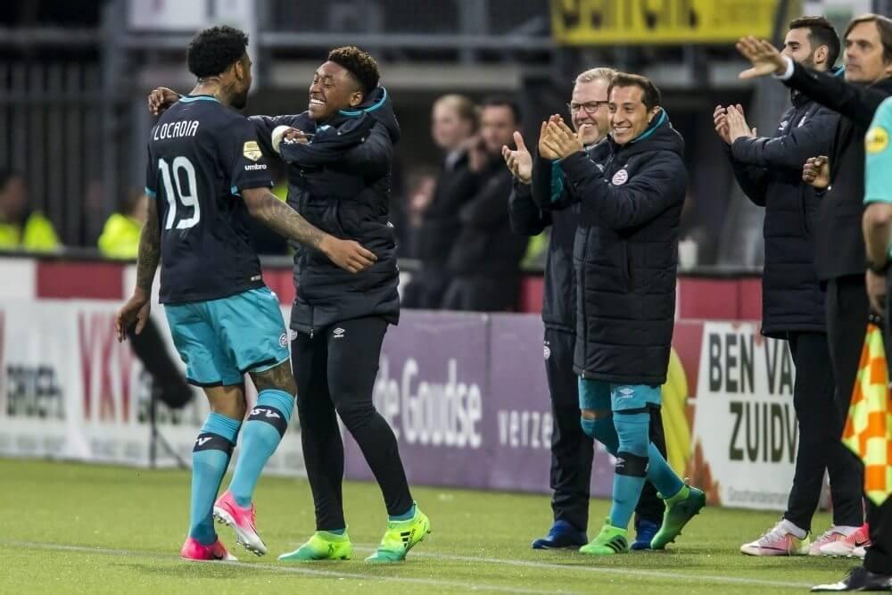 Samenvatting Sparta Rotterdam – PSV (0-2)