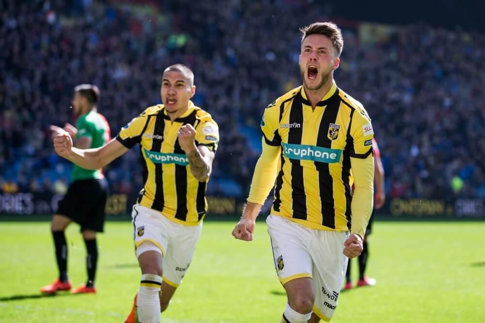 Samenvatting Vitesse – NEC Nijmegen (2-1)