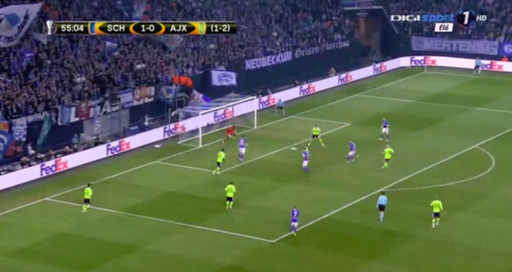 Schalke maakt Ajax-voorsprong ongedaan