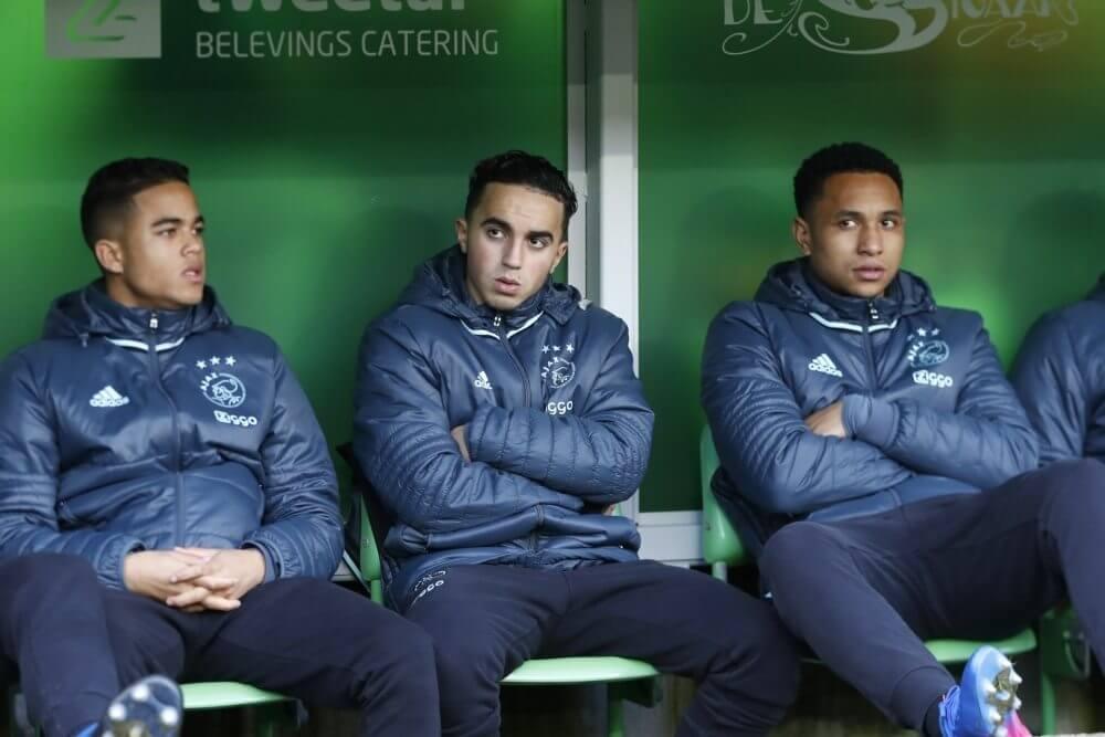 """Tete wil Ajax verlaten: """"Hij ziet hier geen toekomst meer"""""""
