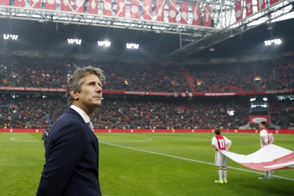 Van der Sar haalt uit naar KNVB