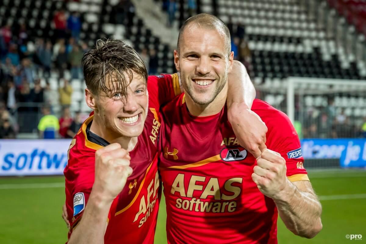 AZ maakt gehakt van Utrecht