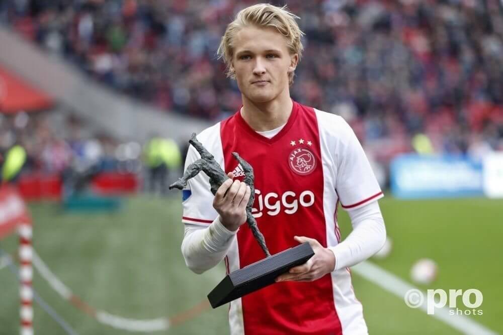 'Ajax wijst megabod op Dolberg af'