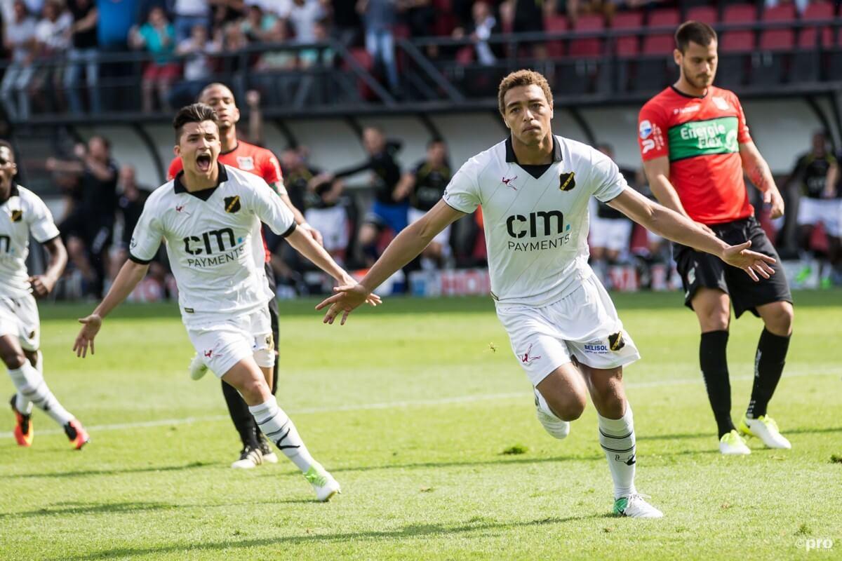 NAC terug in de Eredivisie, NEC degradeert