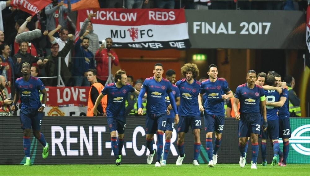 Samenvatting Ajax – Manchester United (0-2)