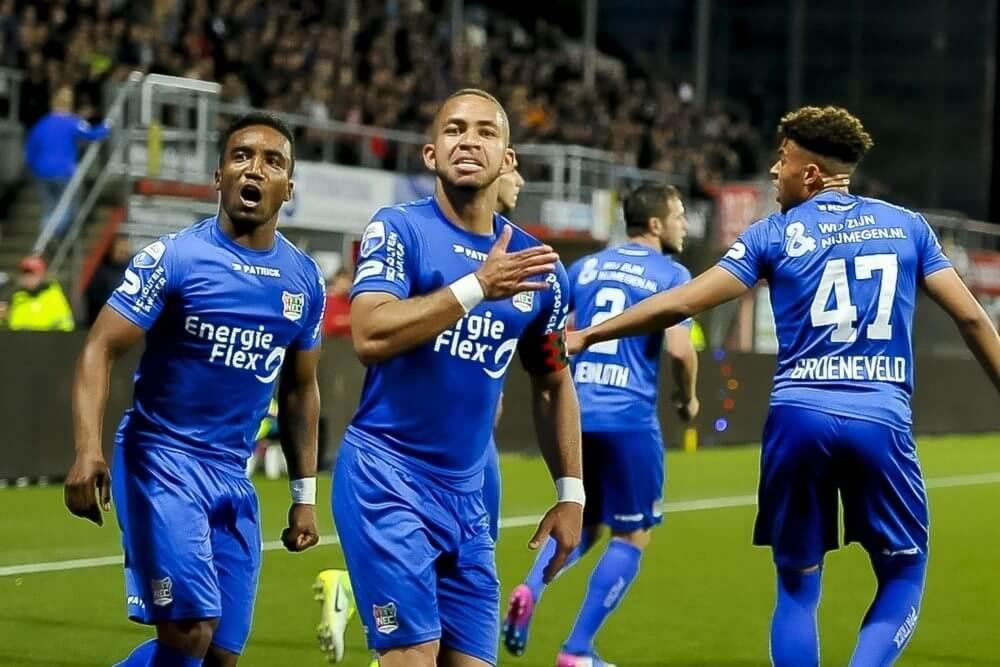 Samenvatting FC Emmen - NEC Nijmegen (1-3)