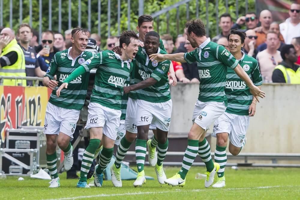Samenvatting Go Ahead Eagles – Sparta Rotterdam (1-3)