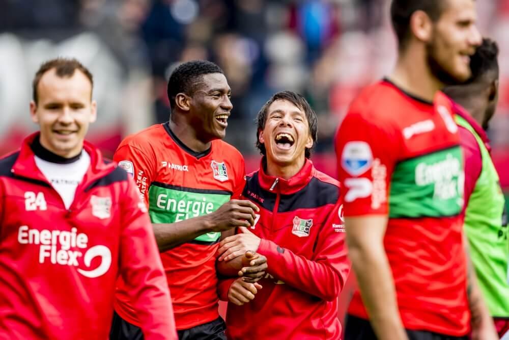Samenvatting NEC Nijmegen – AZ Alkmaar (2-1)
