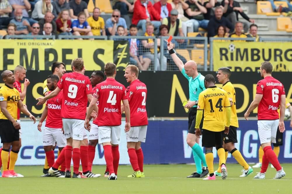 Samenvatting Roda JC – Helmond Sport (1-1)