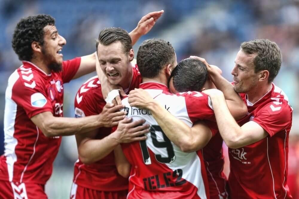 Samenvatting sc Heerenveen - FC Utrecht (1-3)