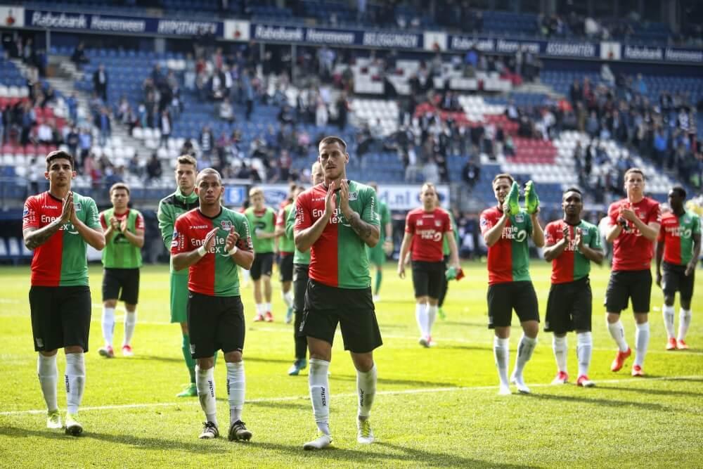 Samenvatting sc Heerenveen – NEC Nijmegen (0-2)