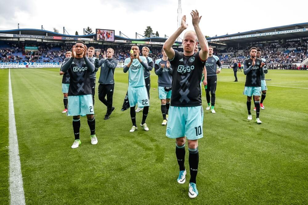 Samenvatting Feyenoord - Ajax (1-1) · Voetbalblog