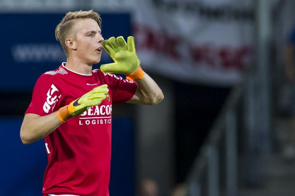 Go Ahead huurt Heerenveen-goalie
