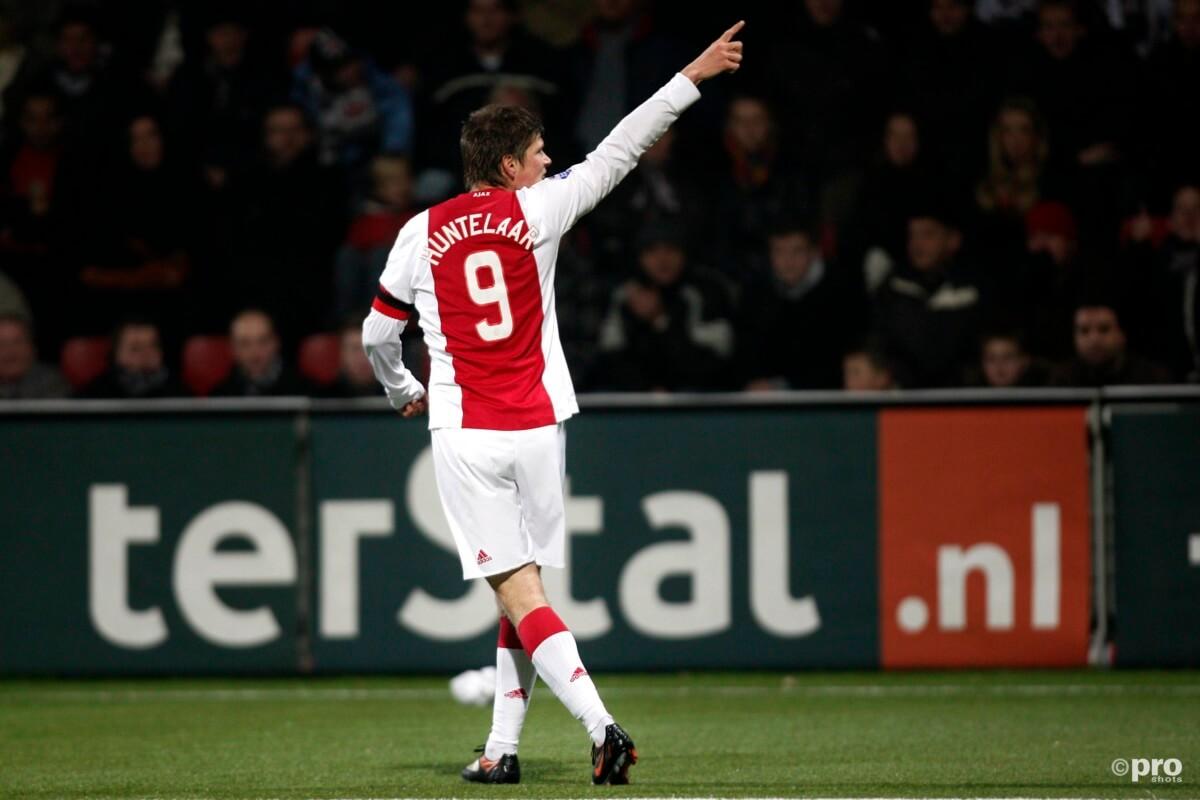 Huntelaar keert terug bij Ajax