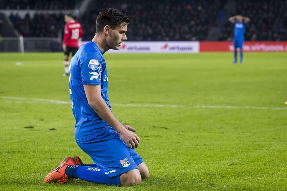 'Echte killer' tekent vierjarig contract in Utrecht