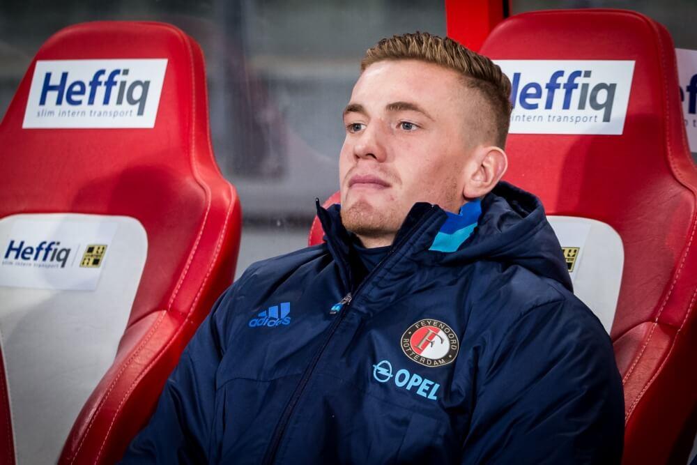 Feyenoord-verdediger tekent bij Fortuna
