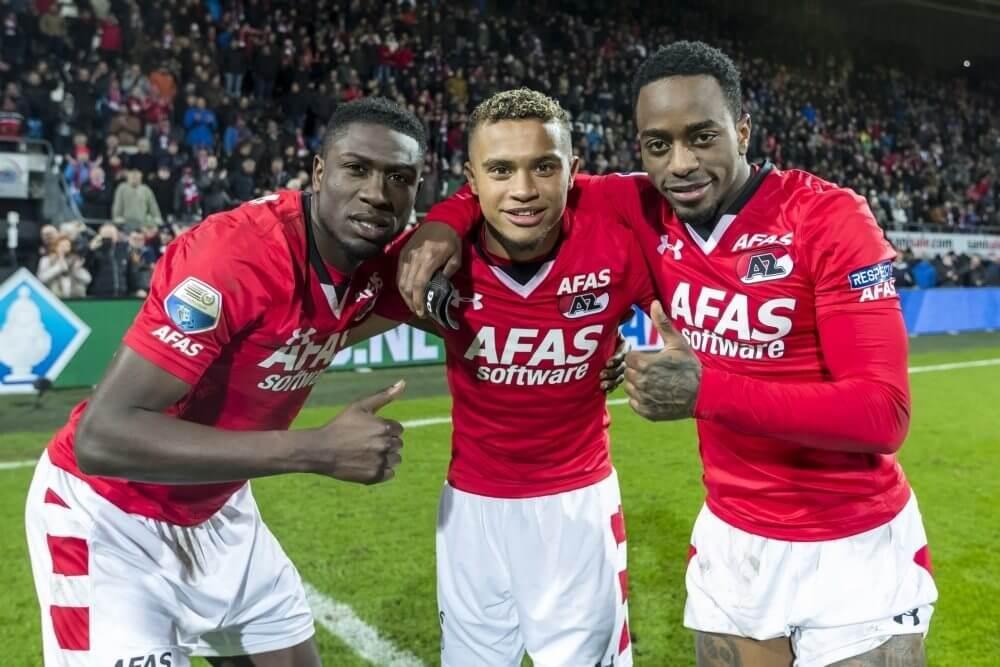 PSV akkoord met Derrick Luckassen, Eindhovenaren nog in onderhandeling met AZ