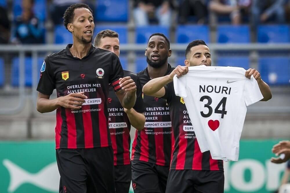 Excelsior wint openingsduel van Willem II