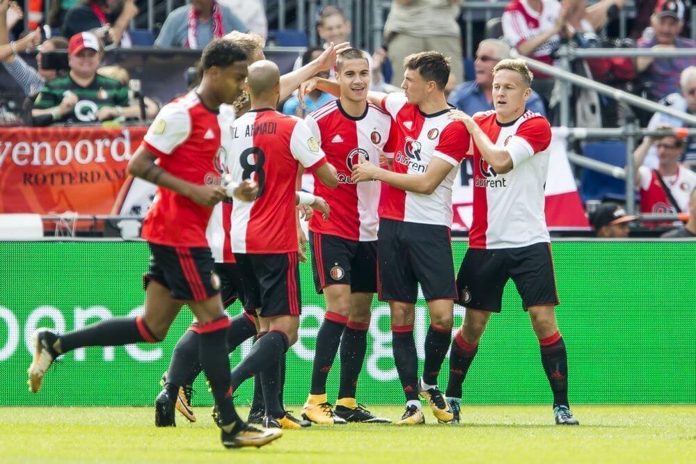 Live: Feyenoord - VVV-Venlo