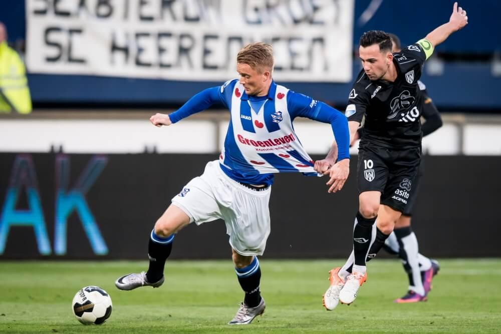 Feyenoord haalt Larsson definitief binnen