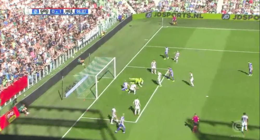 Heerenveen snel op voorsprong in derby