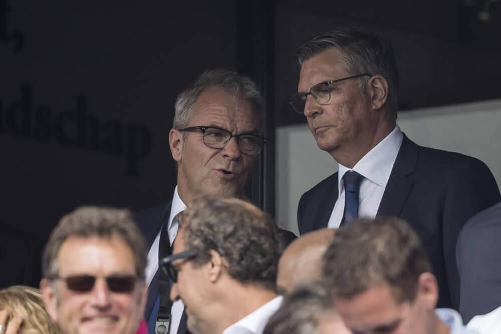 KNVB heeft nieuwe directeur betaald voetbal