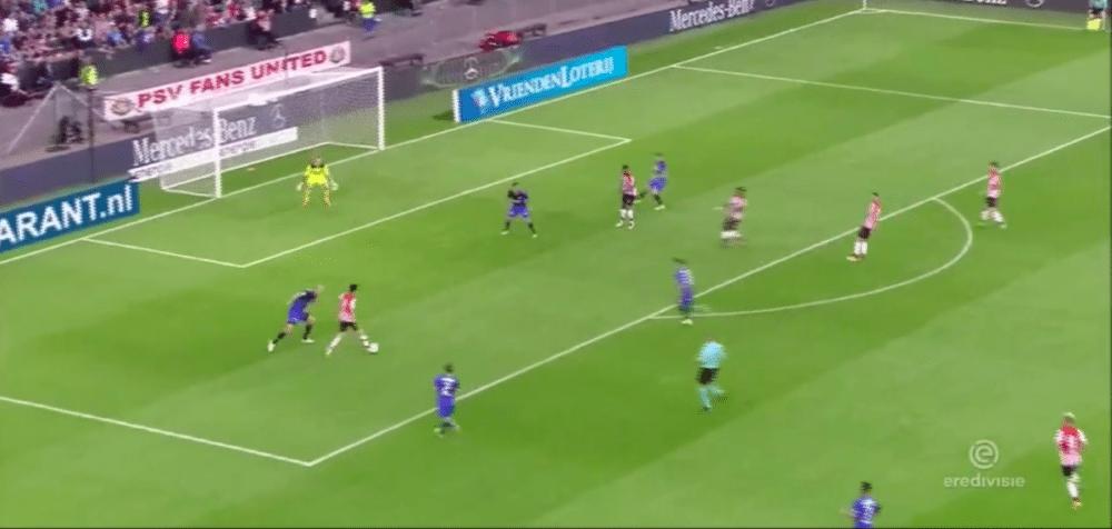 PSV-aanwinst scoort eerste treffer