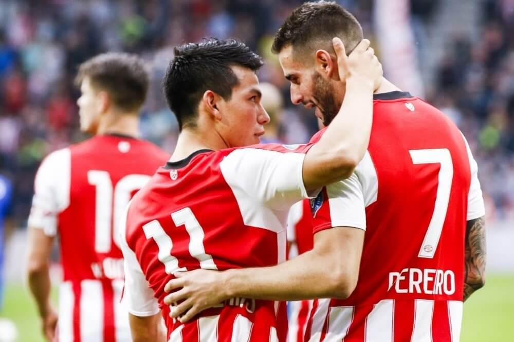 PSV accepteert schorsing Lozano
