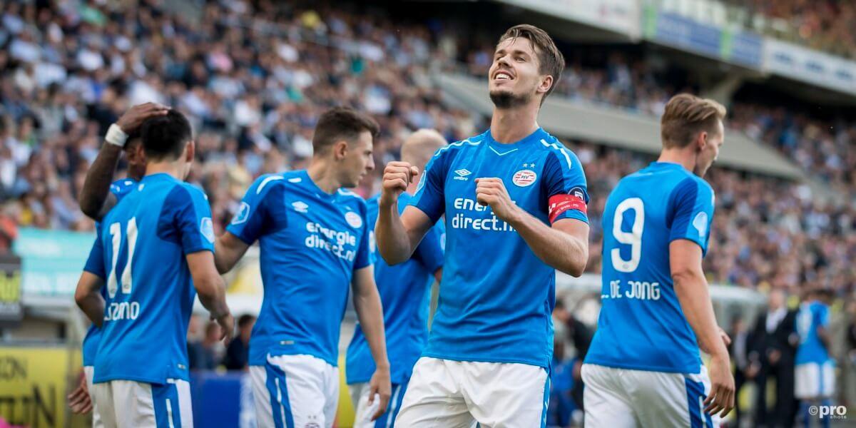 PSV rekent na rust af met NAC