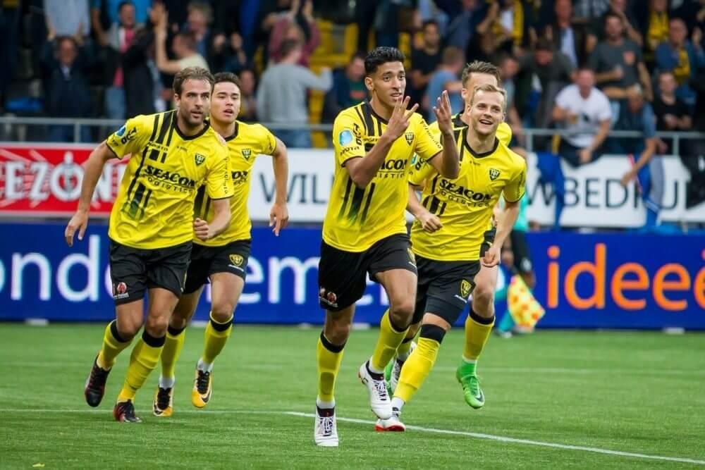 VVV-Venlo beloont terugkeer met ruime overwinning