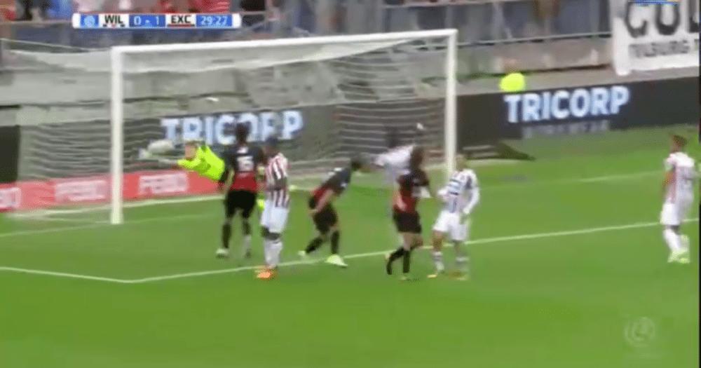 Willem II-nieuweling zet eigen ploeg op achterstand
