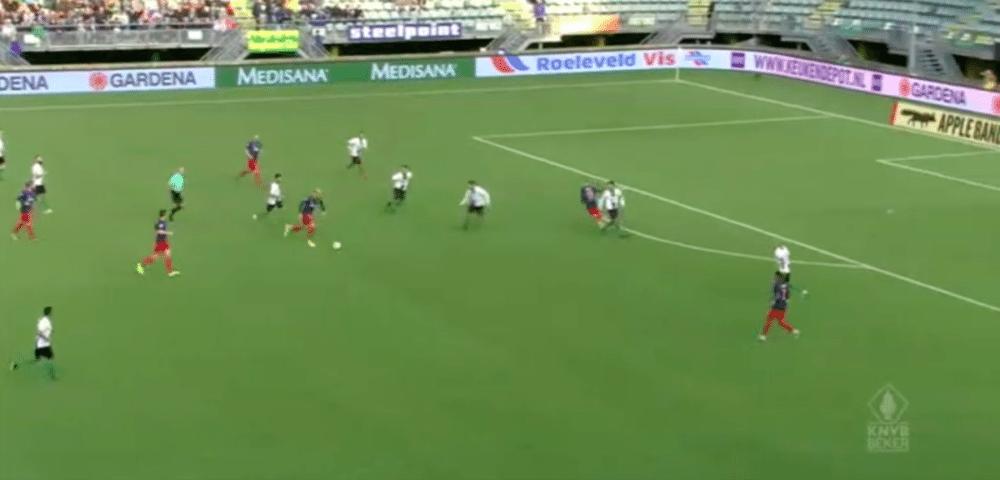Ajax-spits scoort na 660 minuten weer eens