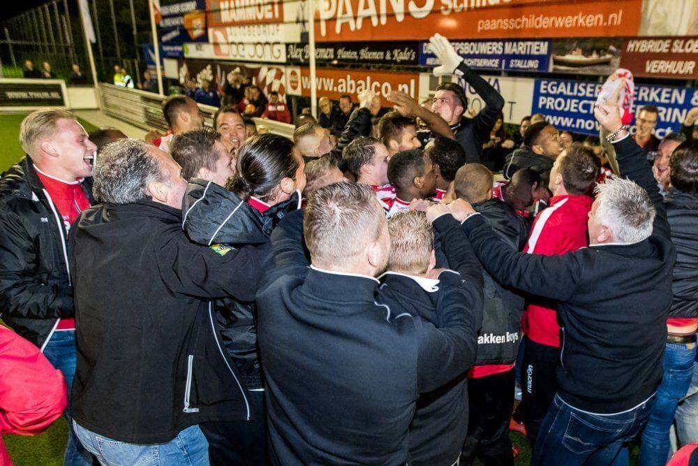 Beste amateurclub van Nederland stunt tegen De Graafschap