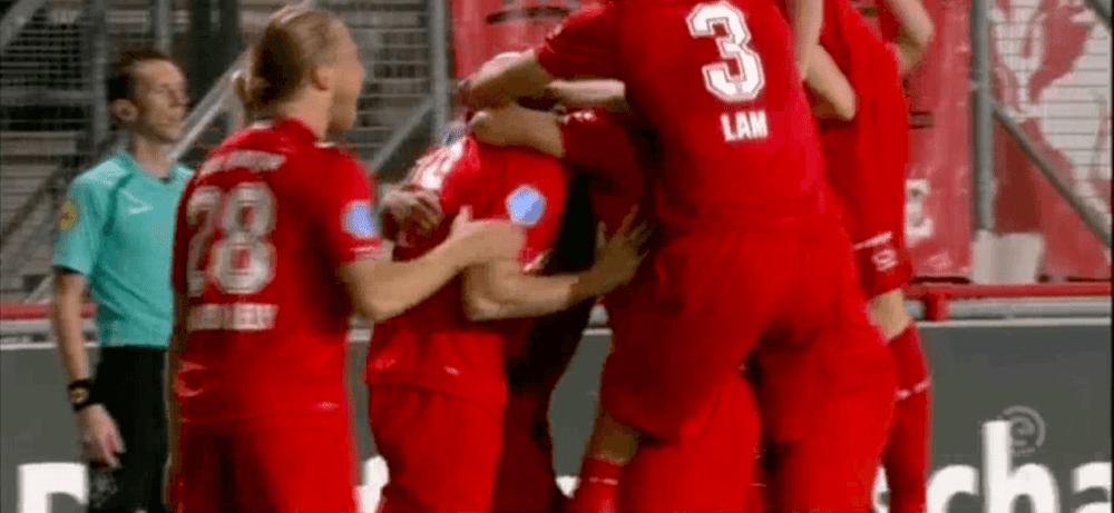 Droomstart voor Twente in derby tegen Heracles