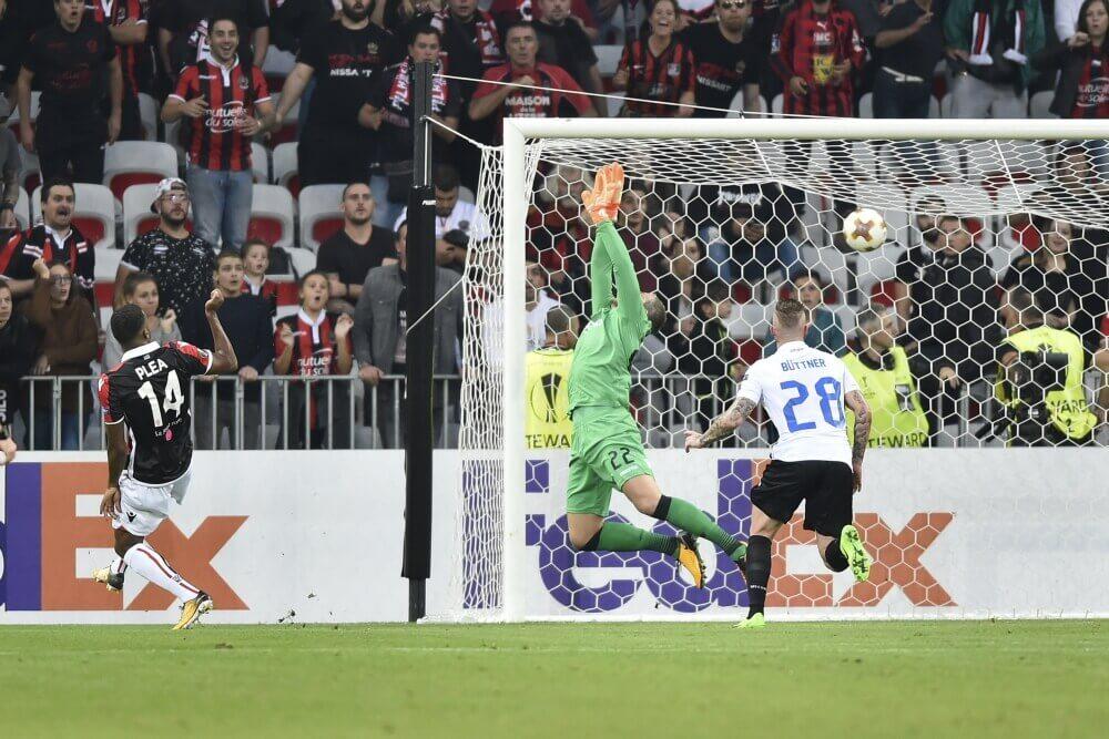 Europese overwintering ver weg voor Vitesse na nederlaag in Nice