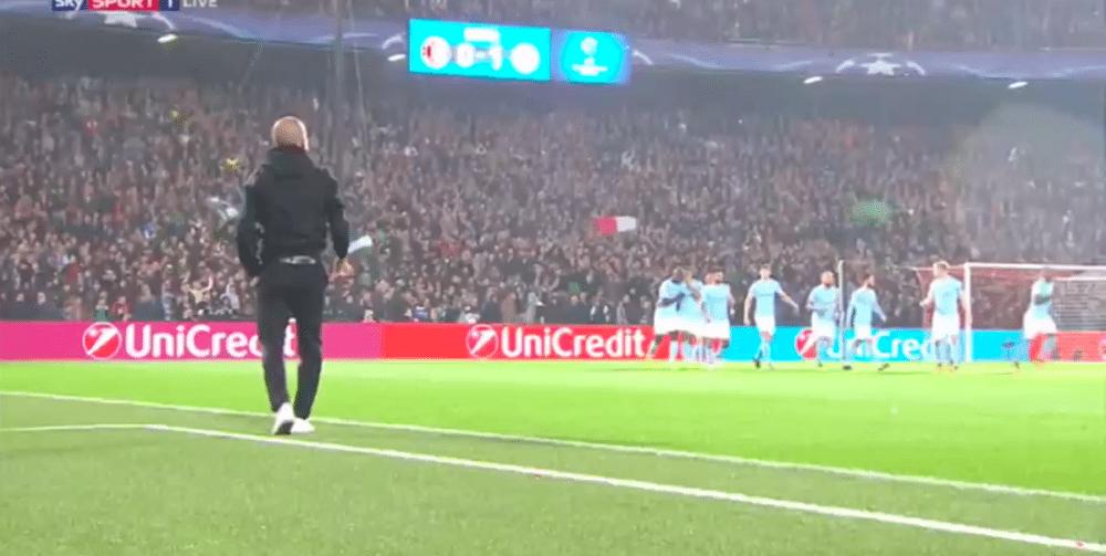 Feyenoord al snel op achterstand