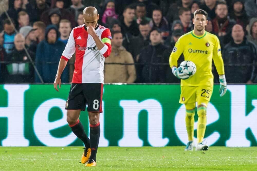 "Feyenoord-captain: ""Krachtsverschil was veel te groot"""