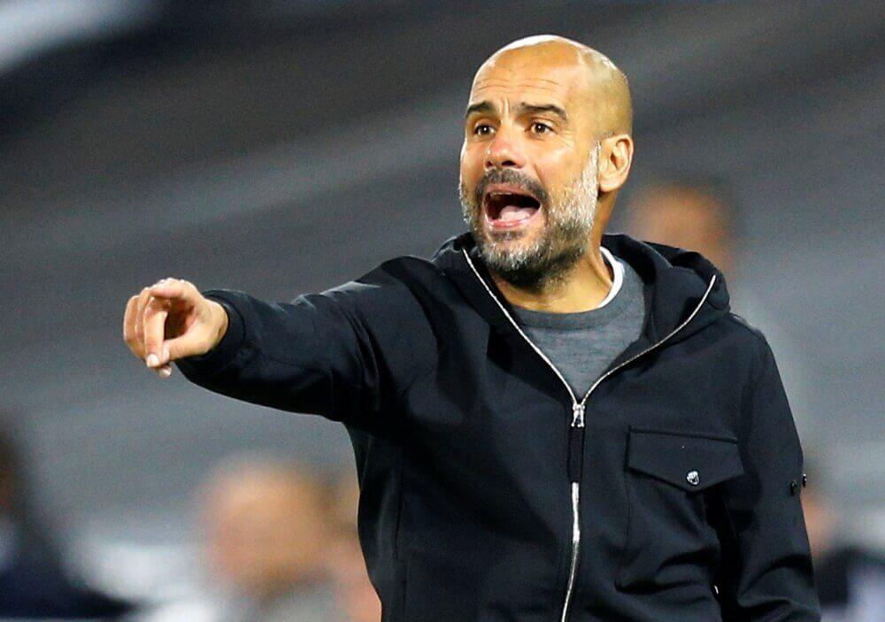 """Guardiola: """"Er is nog veel werk te verzetten"""""""
