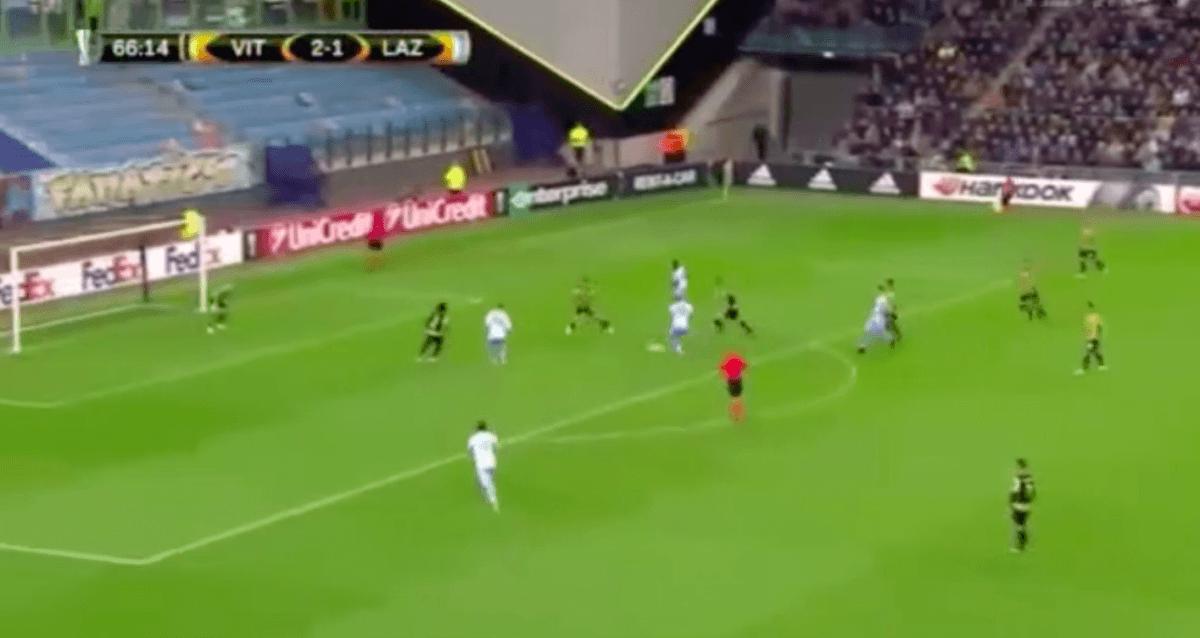 Lazio-spits doet Vitesse pijn