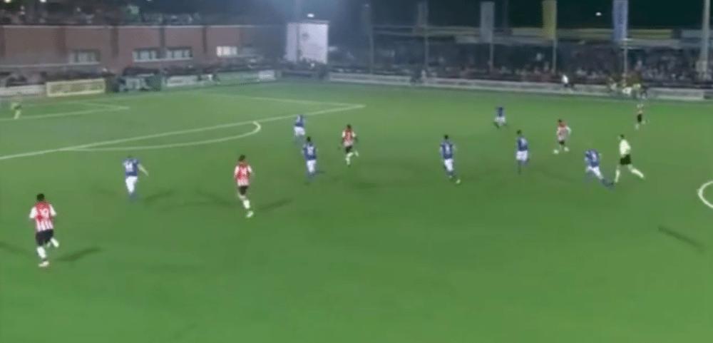 Ongewenste Maher beloont basisplaats met goal