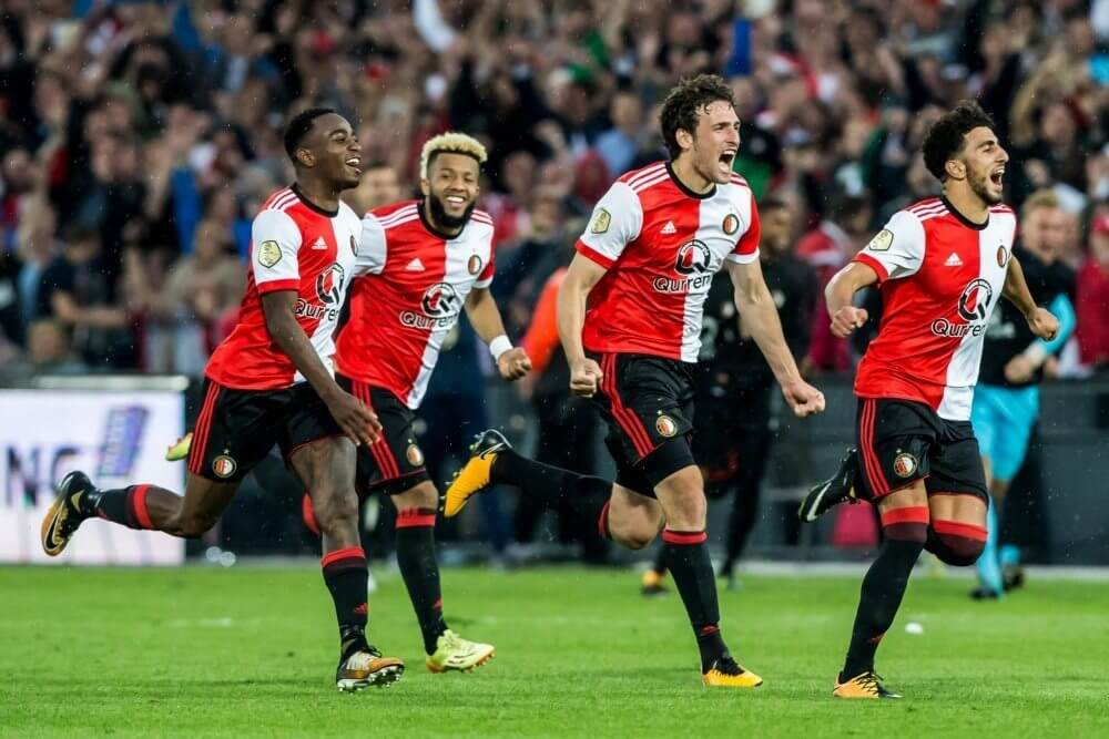 Live: FC Groningen - Feyenoord