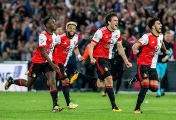 Feyenoorder verlengt contract tot 2020